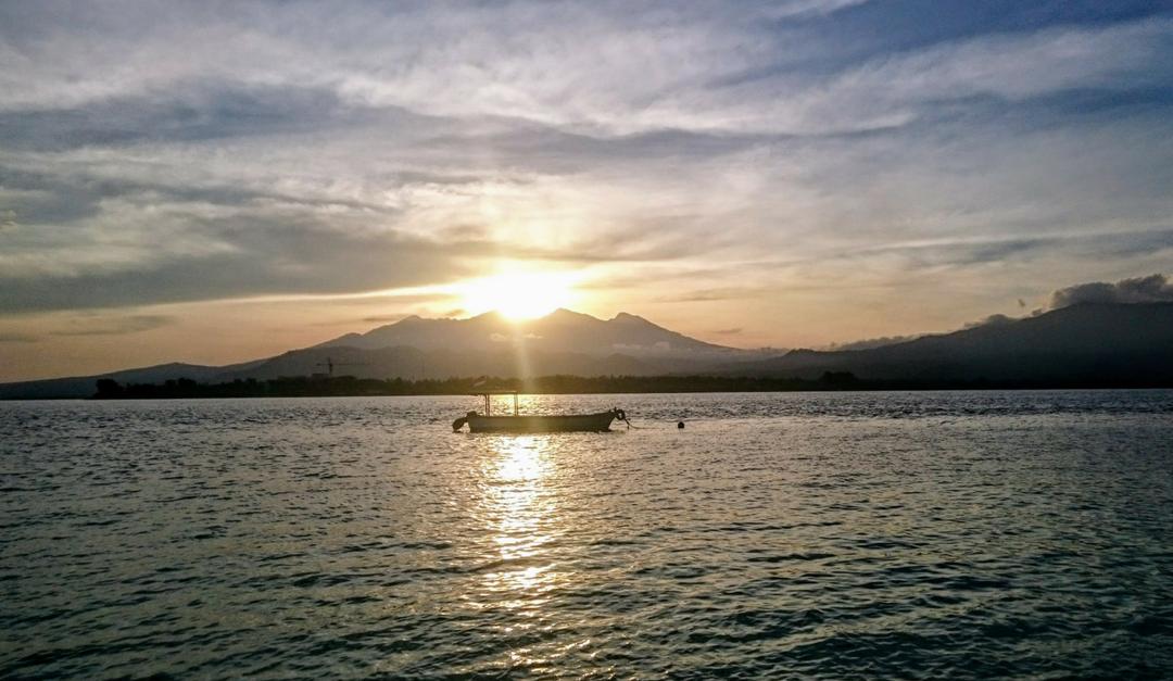 Léčení na Bali