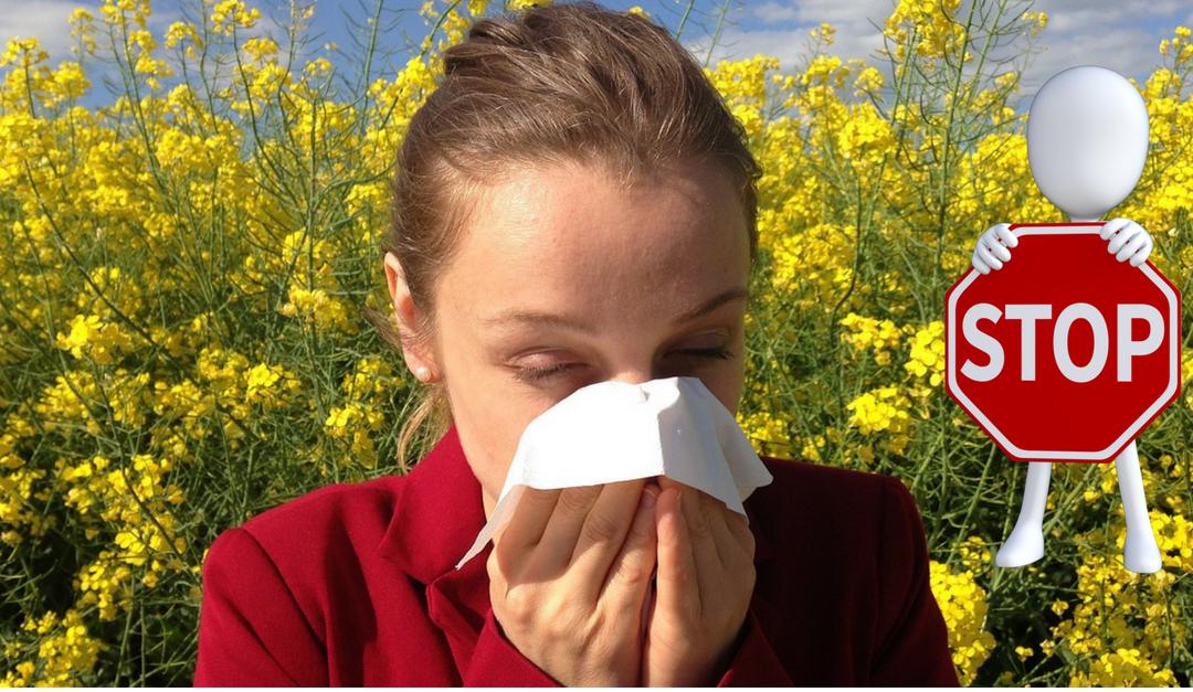 Vyzkoušejte u alergie Schüsslerovy soli