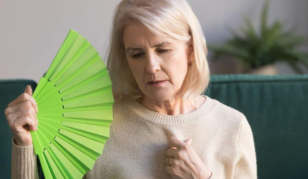 Klimakterium, menopauza (prostě přechod) a Schüsslerovy (tkáňové, biochemické) soli