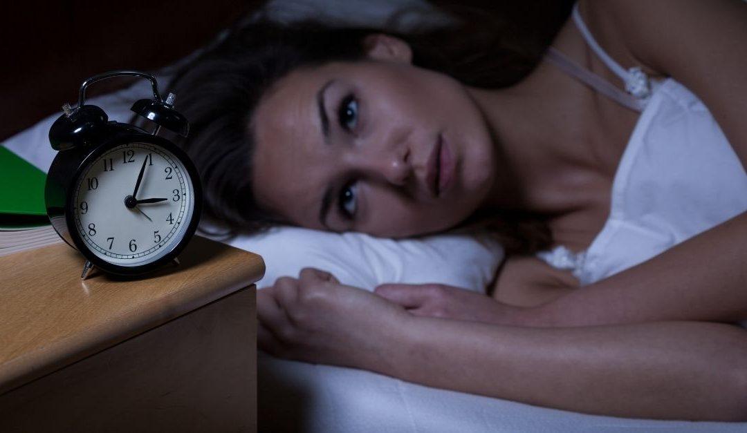 Nemůžete zabrat nebo se budíte? Nespavost a homeopatie